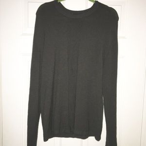 ♦️Kenneth Cole Charcoal sweater sz large